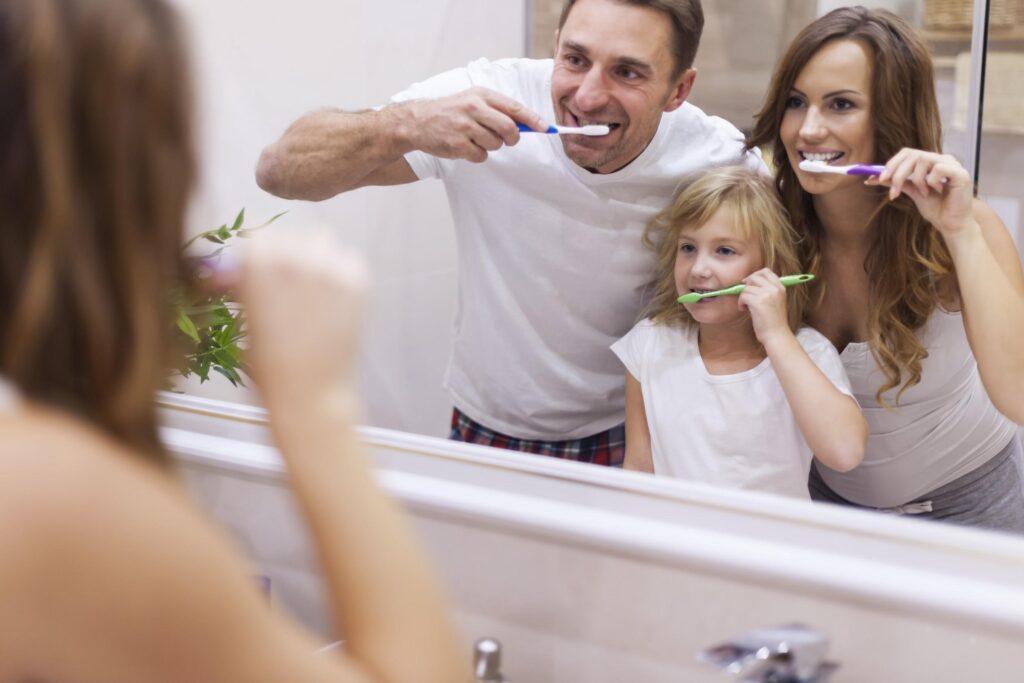 cat de importanta este rutina în îngrijirea dinților
